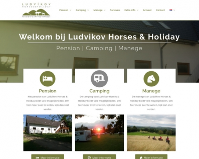 Ludvikov Horses & Holiday