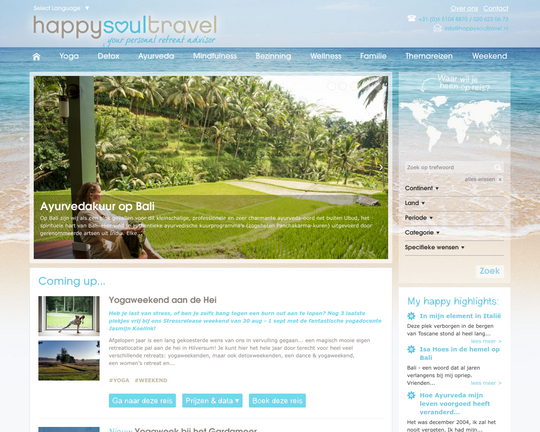 HappySoulTravel.nl